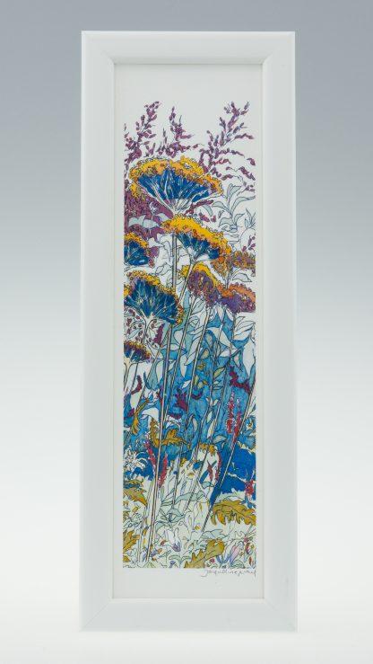 'Late Summer -detail 3'-framed print -Coughton Court
