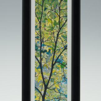 'Tree Canopy'-framed print -Stoneywell Cottage