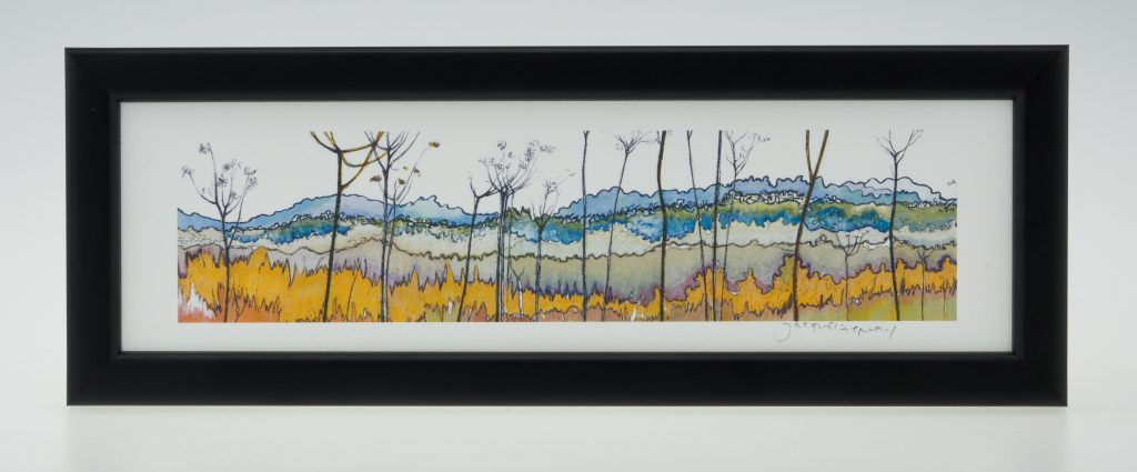 Banks of the River Yare-Framed Prints-Small Long -Reedham, Norfolk