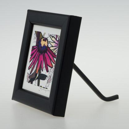 'Flowerscape' detail-framed print -Pensthorpe Natural Park