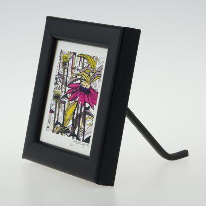 'Flowerscape'-framed print -Pensthorpe Natural Park