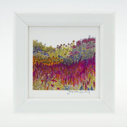 Millennium Garden-Framed Prints-Pensthorpe Natural Park