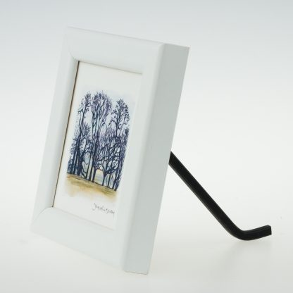 'Upton Trees-Soft Colour'-framed print -Upton House