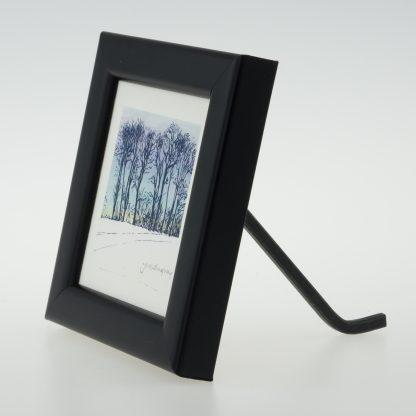 Upton Trees-Blue Sky-Framed Prints-Pensthorpe Natural Park