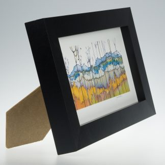 framed - LONG 29x17cm - £39