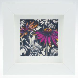 framed - SQUARE 17x17cm - £23