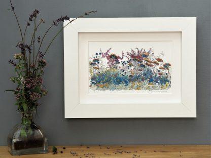 'Late Summer'-MINI mounted print